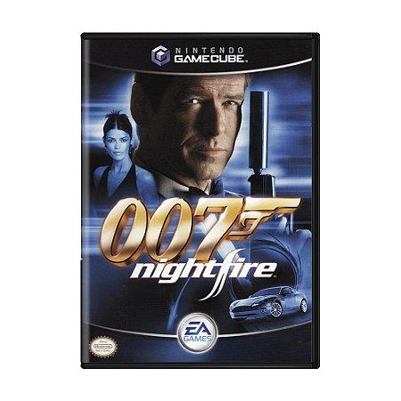 Jogo 007: Nightfire - GameCube