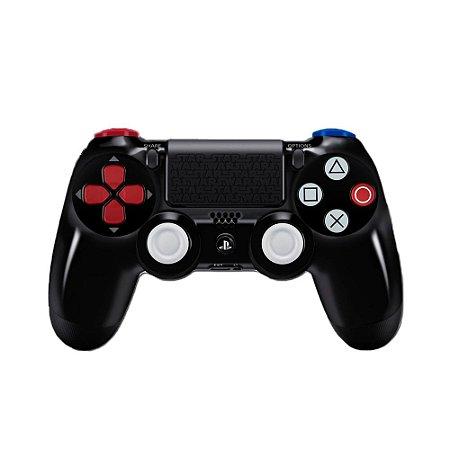 Controle Sony Dualshock 4 Edição Darth Vader - PS4