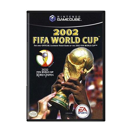 Jogo 2002 FIFA World Cup - GameCube
