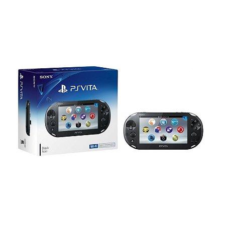 Console PlayStation Vita Slim - Sony