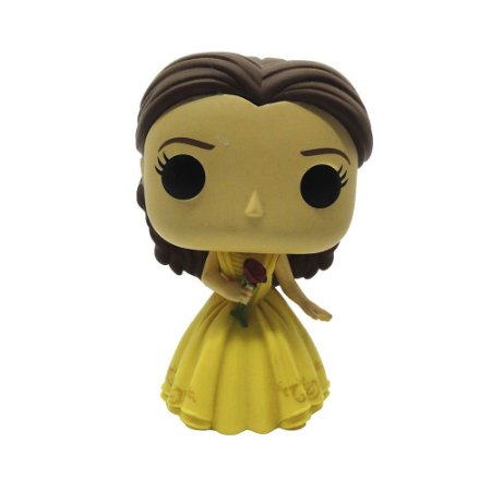 Boneco Belle 242 The Beauty and the Beast - Funko Pop