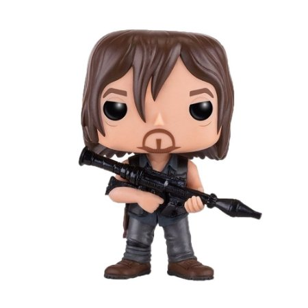 Boneco Daryl Dixon 391 The Walking Dead - Funko Pop