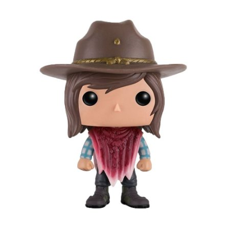 Boneco Carl Grimes 388 The Walking Dead - Funko Pop