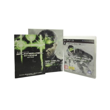 Jogo Tom Clancy's Splinter Cell: Blacklist (The Ultimatum Edition) - PS3