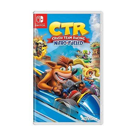 Jogo Crash Team Racing Nitro-Fueled - Switch
