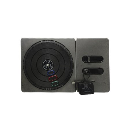 Controle Wireless Turntable Preto - PS3