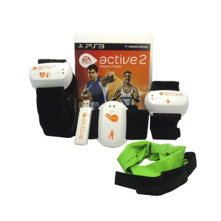 Jogo EA Sports Active 2: Personal Trainer - PS3