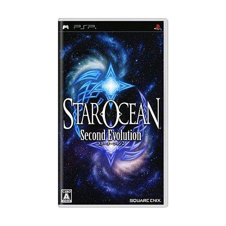 Jogo Star Ocean: Second Evolution - PSP