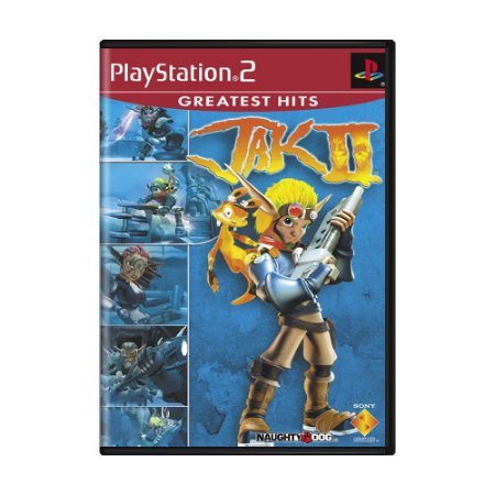 Jogo Jak II - PS2