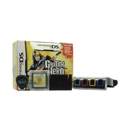 Jogo Guitar Hero: On Tour - DS