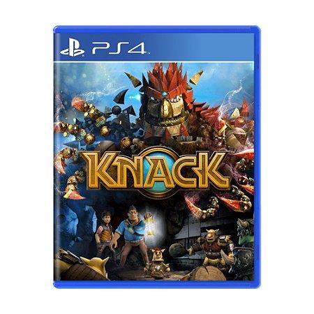 Jogo Knack - PS4