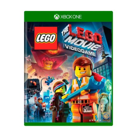 Jogo The LEGO Movie Videogame - Xbox One