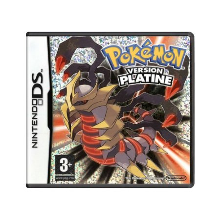 Jogo Pokémon Version Platine - DS (Europeu)