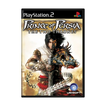 Jogo Prince of Persia: The Two Thrones - PS2