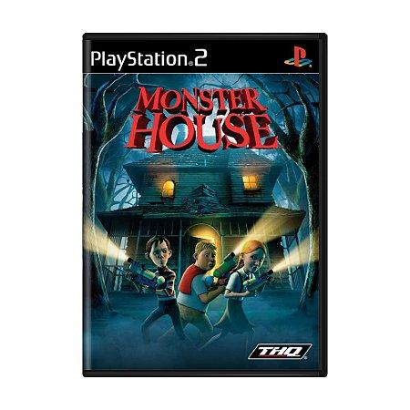 Jogo Monster House - PS2