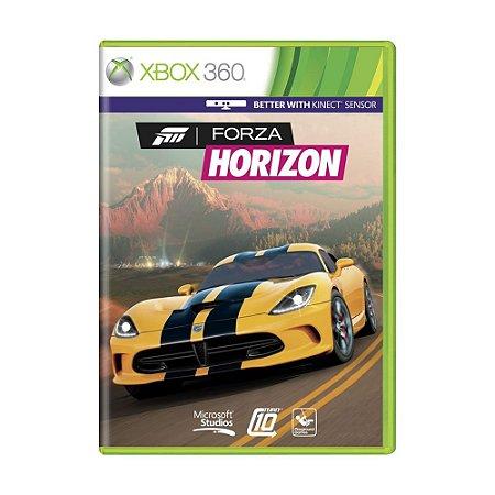 Jogo Forza Horizon - Xbox 360 (Lacrado)
