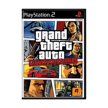 Jogo Grand Theft Auto: Liberty City Stories - PS2 (Lacrado)