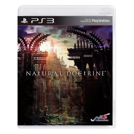Jogo Natural Doctrine - PS3 (Lacrado)