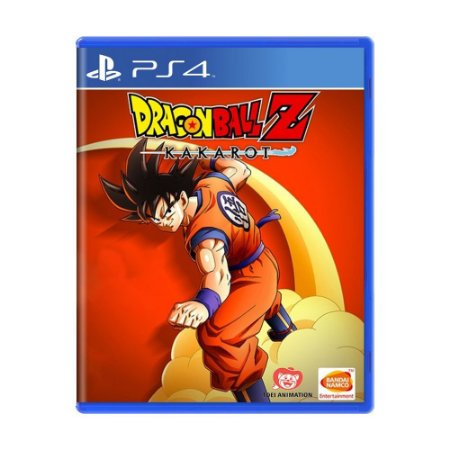 Jogo Dragon Ball Z: Kakarot - PS4