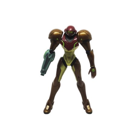 Action Figure Samus Aran - Metroid Other M - Figma