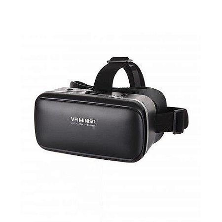 Óculos de Realidade Virtual 3D VR Glasses - Miniso