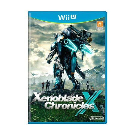 Jogo Xenoblade Chronicles X - Wii U (Lacrado)