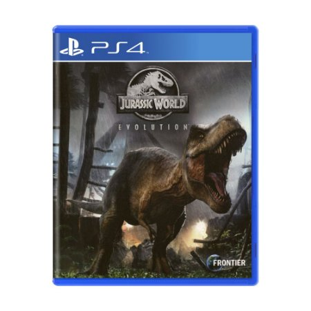 Jogo Jurassic World Evolution - PS4