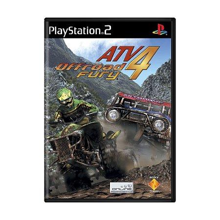Jogo ATV Offroad Fury 4 - PS2