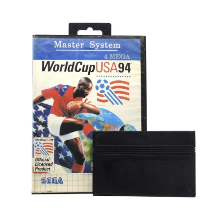 Jogo World Cup USA 94 - Master System