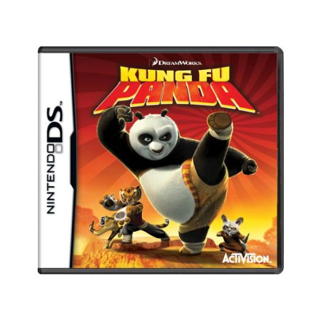 Jogo Kung Fu Panda - DS