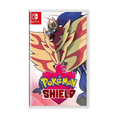 Jogo Pokémon Shield - Switch