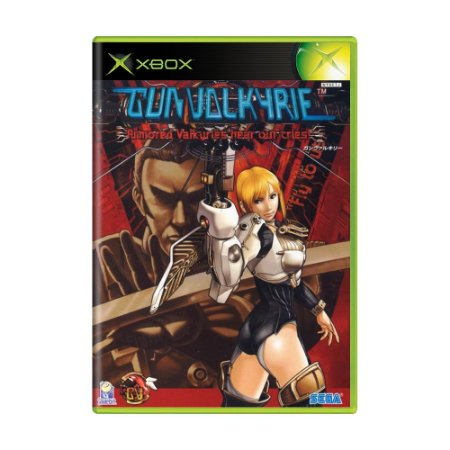 Jogo Gunvalkyrie - Xbox (Japonês)