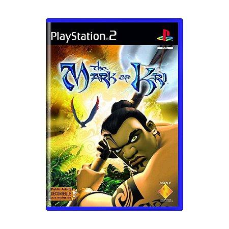 Jogo The Mark of Kri - PS2 (Europeu)