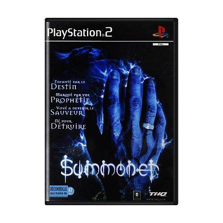 Jogo Summoner - PS2 (Europeu)