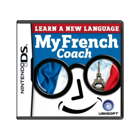 Jogo My French Coach - DS