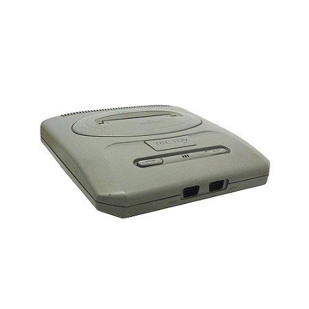 Console Mega Drive III 71 Super Jogos - TecToy (Sem Controle)