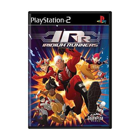 Jogo Iridium Runners - PS2