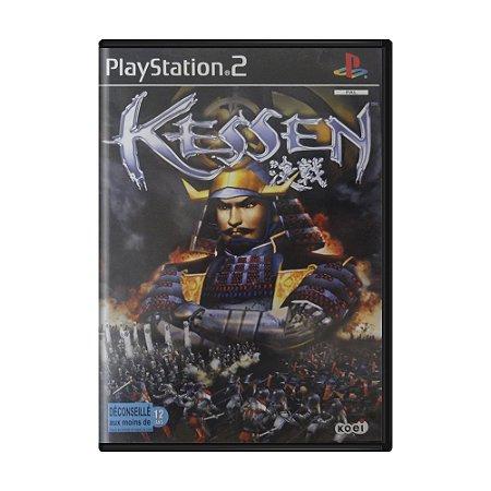 Jogo Kessen - PS2 (Europeu)