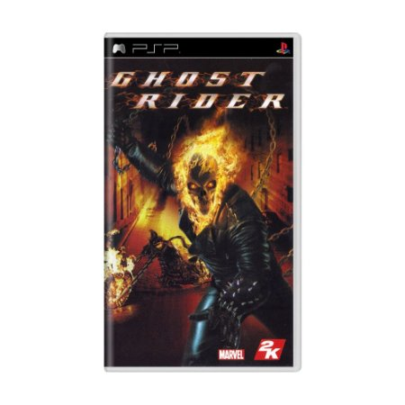 Jogo Ghost Rider - PSP