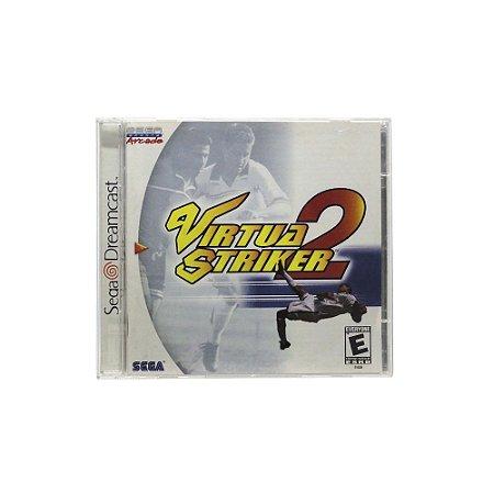 Jogo Virtua Striker 2 - DreamCast
