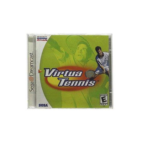 Jogo Virtua Tennis - DreamCast
