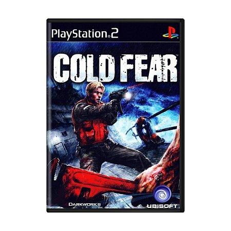 Jogo Cold Fear - PS2