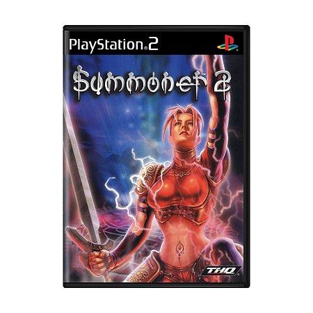 Jogo Summoner 2 - PS2