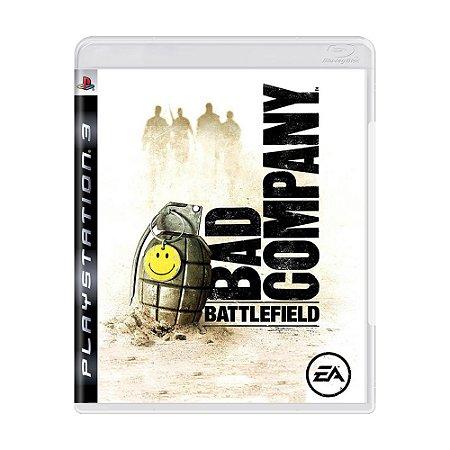Jogo Battlefield: Bad Company - PS3