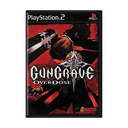 Jogo Gungrave: Overdose - PS2