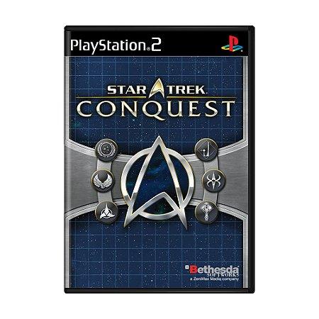 Jogo Star Trek: Conquest - PS2