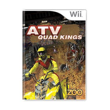 Jogo ATV: Quad Kings - Wii
