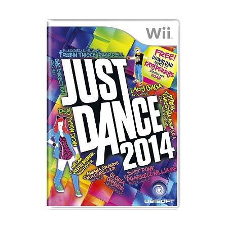 Jogo Just Dance 2014 - Wii