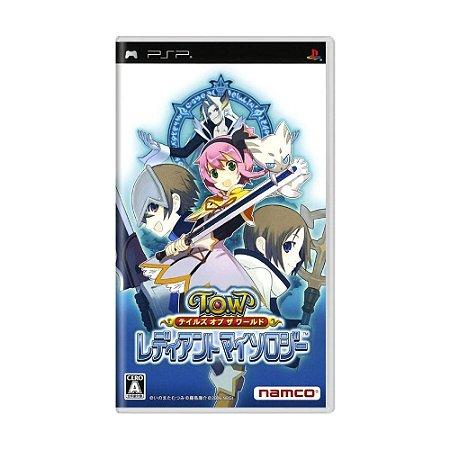 Jogo Tales of the World: Radiant Mythology - PSP