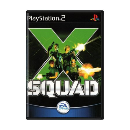 Jogo X-Squad - PS2